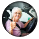 Senior citizen driver